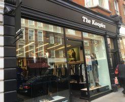 The Kooples ロンドン 店舗