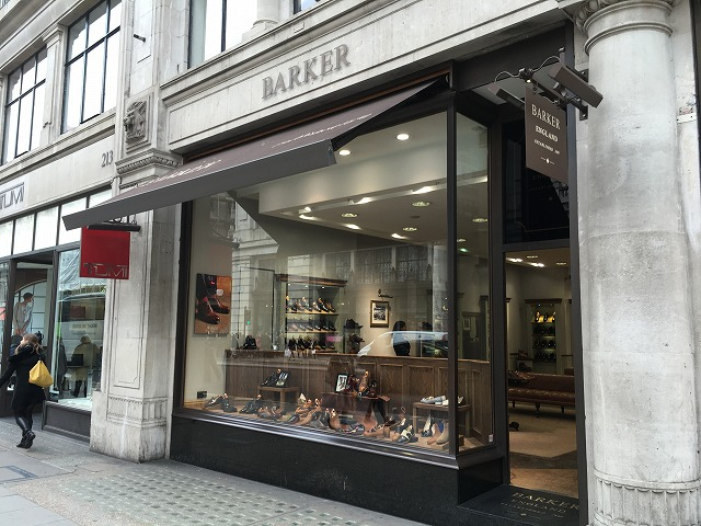バーカー BARKERの個人輸入、海外通販、代行サービスをイギリスから EG代行