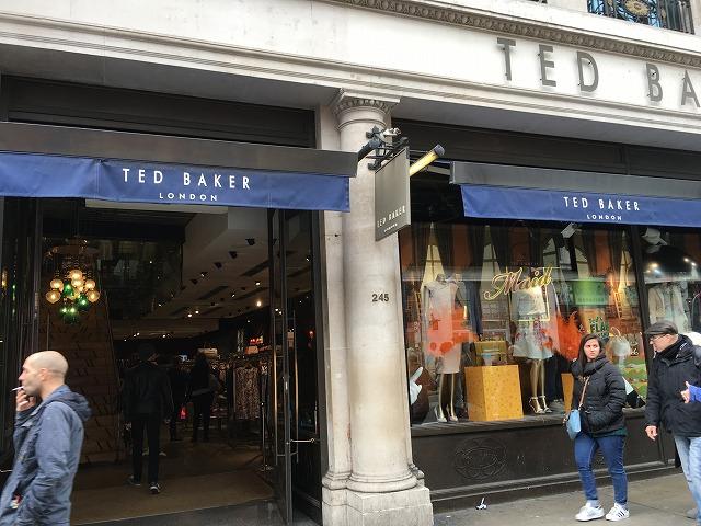 テッドベーカー TED BAKERの個人輸入、海外通販、代行サービスをイギリスから EG代行