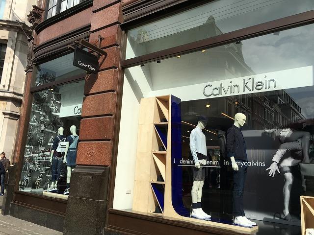 カルバンクライン Calvin Kleinの個人輸入、海外通販、代行サービスをイギリスから EG代行