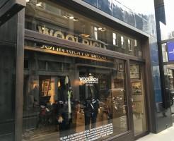 ウールリッチ WOOLRICHの個人輸入、海外通販、代行サービスをイギリスから EG代行