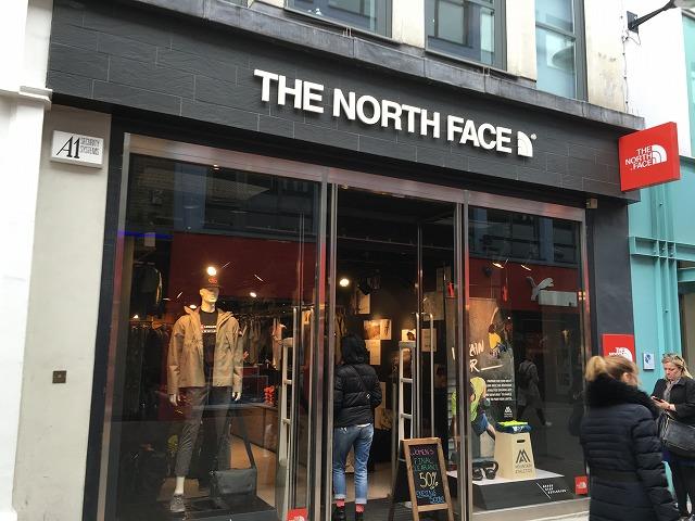 ザノースフェイス THE NORTH FACEの個人輸入、海外通販、代行サービスをイギリスから EG代行