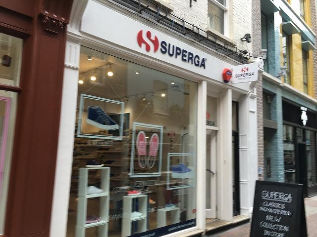 スペルガ SUPERGAの個人輸入、海外通販、代行サービスをイギリスから EG代行