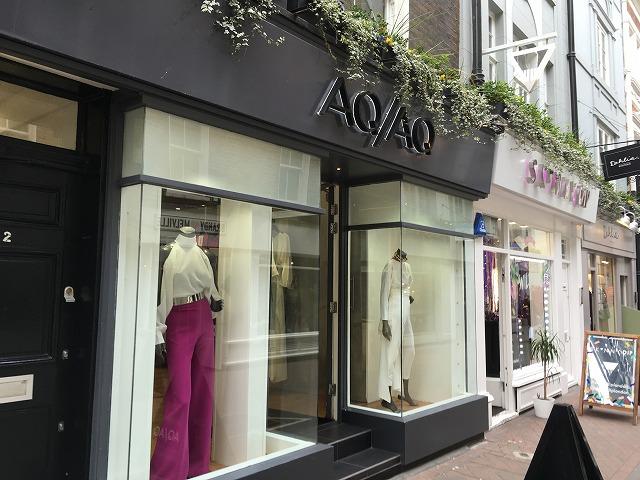 アキュアキュ AQ/AQの個人輸入、海外通販、代行サービスをイギリスから EG代行 Aqua by Aqua