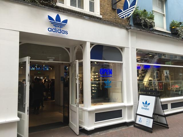 アディダス adidas UKの個人輸入、海外通販、代行サービスをイギリスから EG代行