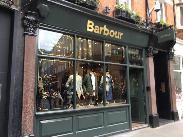 バブアー Barbourの個人輸入、海外通販、代行サービスをイギリスから EG代行