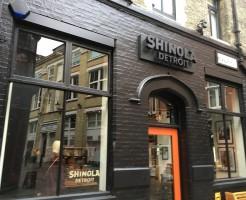 シノラデトロイト SHINOLA DETROITの個人輸入、海外通販、代行サービスをイギリスから EG代行