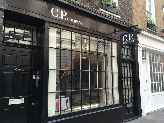 シーピーカンパニー C.P. Companyの個人輸入、海外通販、代行サービスをイギリスから EG代行