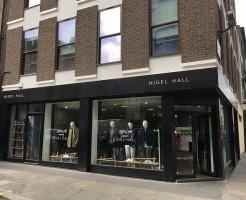 ナイジェルホール Nigel Hallの個人輸入、海外通販、代行サービスをイギリスから EG代行