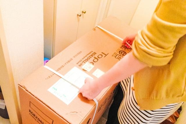 EG代行 ご注文手順 商品到着 日本