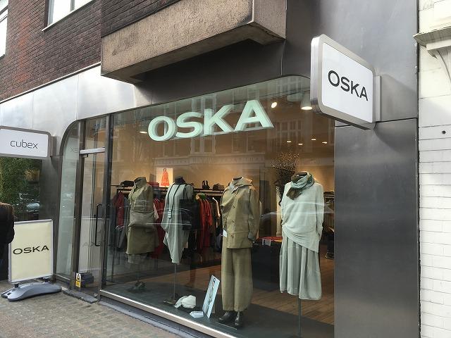 オスカ OSKAの新作商品、入手困難なアイテム、日本未上陸品、激安品、限定品、お値打ち品、バーゲンセール品、個人輸入、海外通販、代行サービスをイギリスから EG代行
