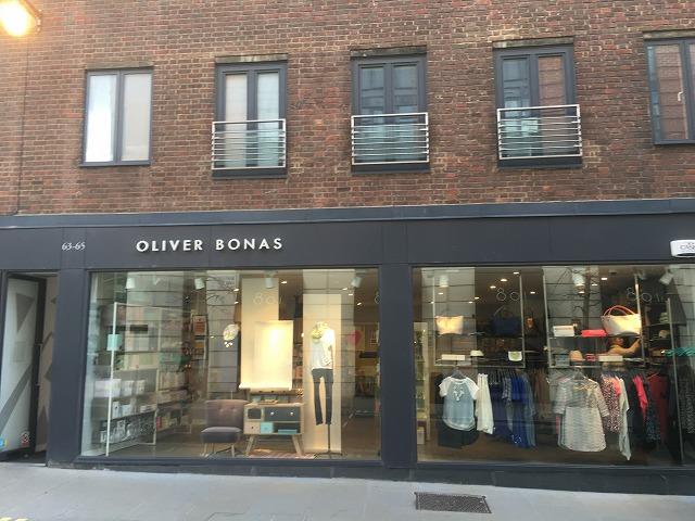 オリヴァーボナス OLIVER BONASの新作商品、入手困難なアイテム、日本未上陸品、激安品、限定品、お値打ち品、バーゲンセール品、個人輸入、海外通販、代行サービスをイギリスから EG代行