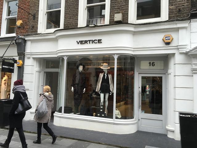 ヴァーティス VERTICE LONDONの新作商品、入手困難なアイテム、日本未上陸品、激安品、限定品、お値打ち品、バーゲンセール品、個人輸入、海外通販、代行サービスをイギリスから EG代行