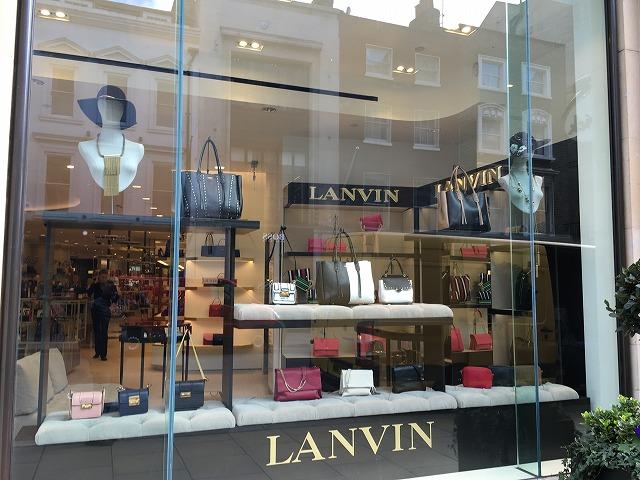 ランバン LANVINの新作商品、入手困難なアイテム、日本未上陸品、激安品、限定品、お値打ち品、バーゲンセール品、個人輸入、海外通販、代行サービスをイギリスから EG代行