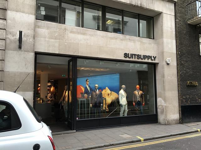 スーツサプライ SUITSUPPLYの新作商品、入手困難なアイテム、日本未上陸品、激安品、限定品、お値打ち品、バーゲンセール品、個人輸入、海外通販、代行サービスをイギリスから EG代行