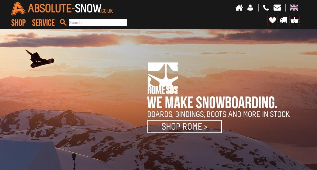 Absolutely Snowの新作商品、入手困難なアイテム、日本未上陸品、激安品、限定品、お値打ち品、バーゲンセール品、個人輸入、海外通販、代行サービスをイギリスから EG代行