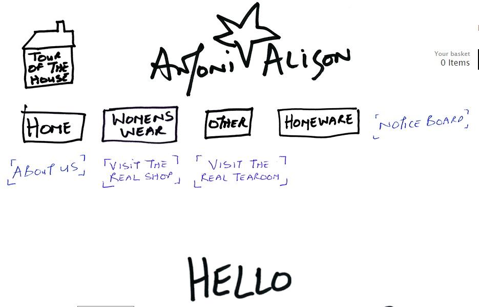Antoni and Alison アントニアリソンの新作商品、入手困難なアイテム、日本未上陸品、激安品、限定品、お値打ち品、バーゲンセール品、個人輸入、海外通販、代行サービスをイギリスから EG代行