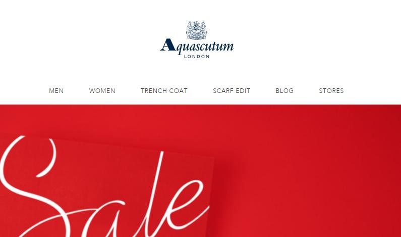 Aquascutum アクアスキュータムの新作商品、入手困難なアイテム、日本未上陸品、激安品、限定品、お値打ち品、バーゲンセール品、個人輸入、海外通販、代行サービスをイギリスから EG代行