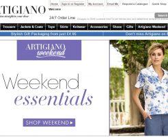 ARTIGIANO アルティジャーノの新作商品、入手困難なアイテム、日本未上陸品、激安品、限定品、お値打ち品、バーゲンセール品、個人輸入、海外通販、代行サービスをイギリスから EG代行