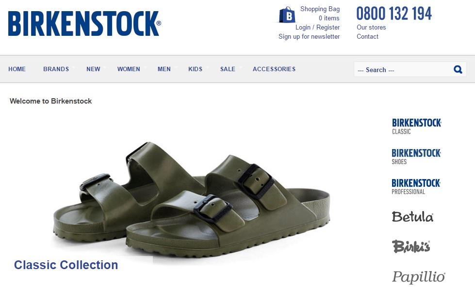 BIRKENSTOCK ビルケンシュトックの新作商品、入手困難なアイテム、日本未上陸品、激安品、限定品、お値打ち品、バーゲンセール品、個人輸入、海外通販、代行サービスをイギリスから EG代行