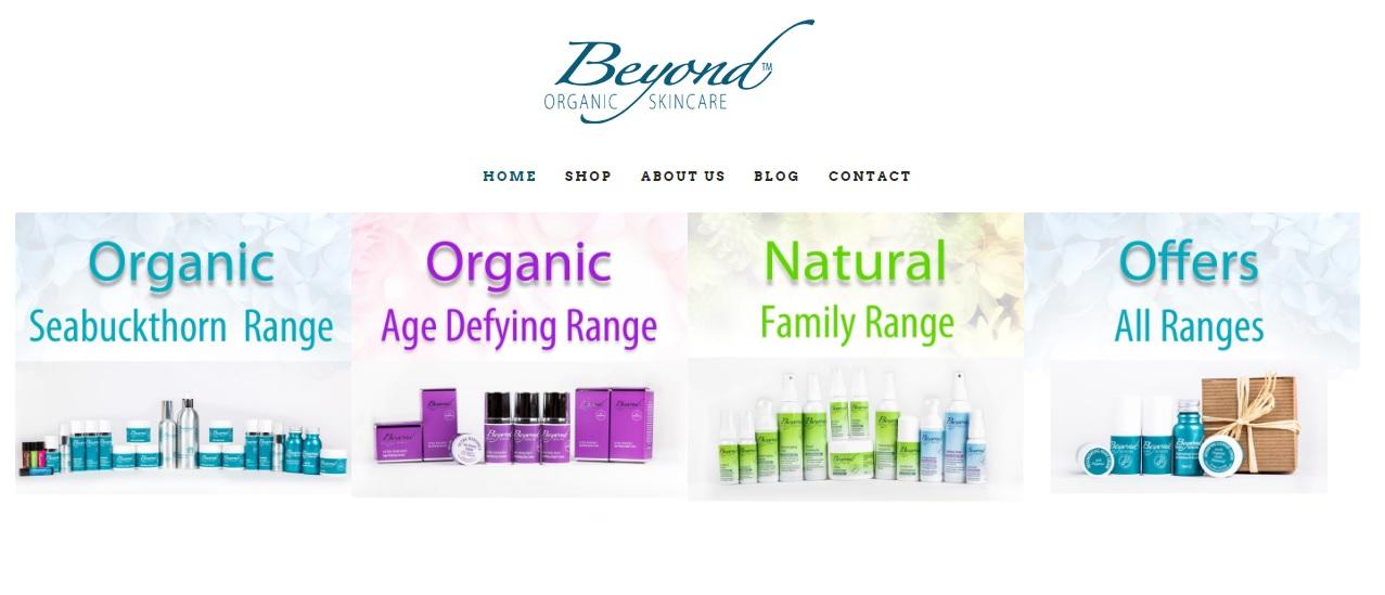 Beyond ORGANIC SKINCARE ビヨンドオーガニックスキンケアの新作商品、入手困難なアイテム、日本未上陸品、激安品、限定品、お値打ち品、バーゲンセール品、個人輸入、海外通販、代行サービスをイギリスから EG代行