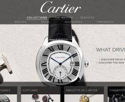 Cartier カルティエの新作商品、入手困難なアイテム、日本未上陸品、激安品、限定品、お値打ち品、バーゲンセール品、個人輸入、海外通販、代行サービスをイギリスから EG代行