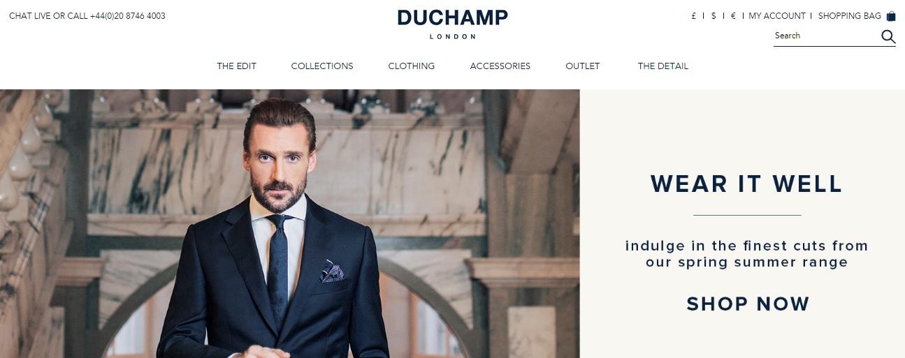 DUCHAMP LONDON デュシャンロンドンの新作商品、入手困難なアイテム、日本未上陸品、激安品、限定品、お値打ち品、バーゲンセール品、個人輸入、海外通販、代行サービスをイギリスから EG代行