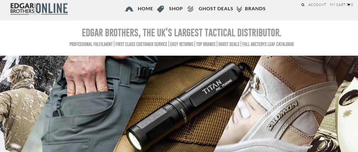 EDGAR BROTHERS エドガーブラザーズの新作商品、入手困難なアイテム、日本未上陸品、激安品、限定品、お値打ち品、バーゲンセール品、個人輸入、海外通販、代行サービスをイギリスから EG代行