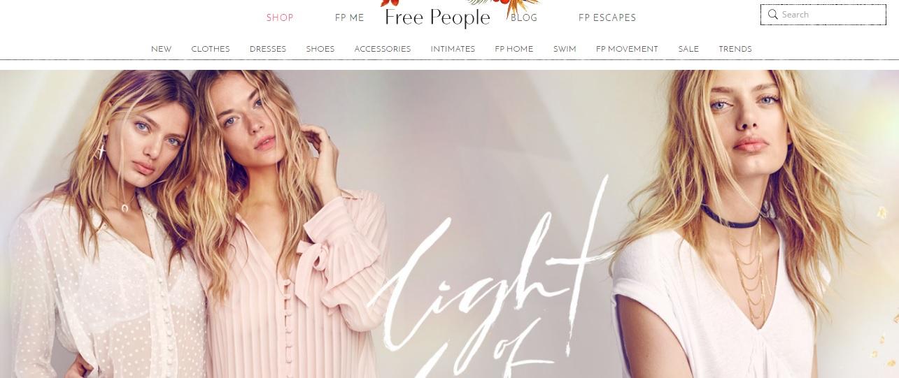 Free People フリーピープルの新作商品、入手困難なアイテム、日本未上陸品、激安品、限定品、お値打ち品、バーゲンセール品、個人輸入、海外通販、代行サービスをイギリスから EG代行