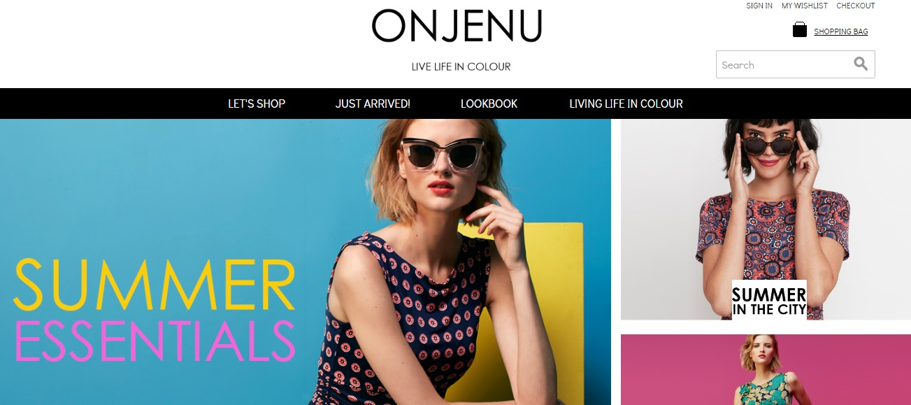 ONJENU オンジェニューの新作商品、入手困難なアイテム、日本未上陸品、激安品、限定品、お値打ち品、バーゲンセール品、個人輸入、海外通販、代行サービスをイギリスから EG代行