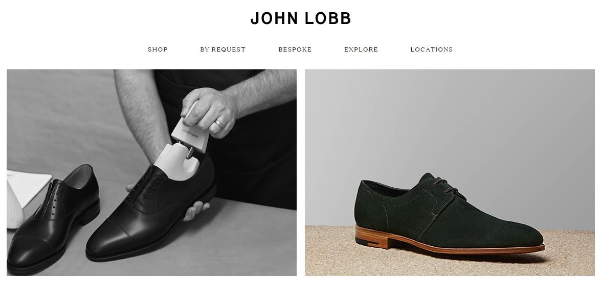 JOHN LOBB ジョンロブの新作商品、入手困難なアイテム、日本未上陸品、激安品、限定品、お値打ち品、バーゲンセール品、個人輸入、海外通販、代行サービスをイギリスから EG代行
