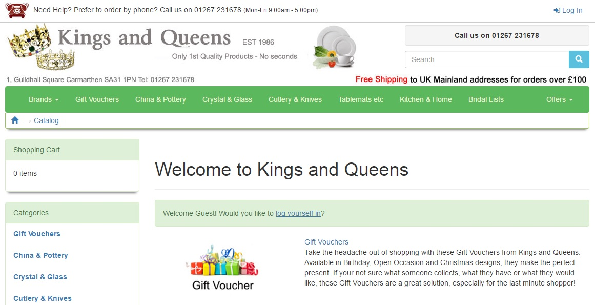 キングスアンドクイーンズ Kings and Queensの新作商品、入手困難なアイテム、日本未上陸品、激安品、限定品、お値打ち品、バーゲンセール品、個人輸入、海外通販、代行サービスをイギリスから EG代行