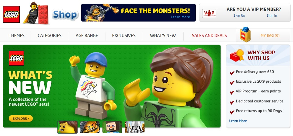 レゴ LEGOの新作商品、入手困難なアイテム、日本未上陸品、激安品、限定品、お値打ち品、バーゲンセール品、個人輸入、海外通販、代行サービスをイギリスから EG代行