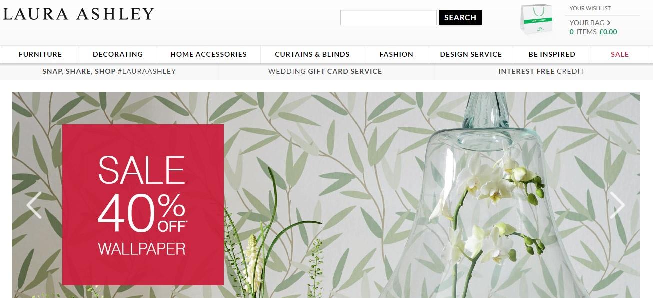 ローラアシュレイ Laura Ashleyの新作商品、入手困難なアイテム、日本未上陸品、激安品、限定品、お値打ち品、バーゲンセール品、個人輸入、海外通販、代行サービスをイギリスから EG代行