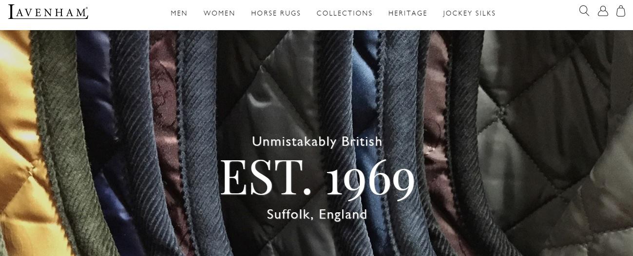 ラベンハム LAVENHAM の新作商品、入手困難なアイテム、日本未上陸品、激安品、限定品、お値打ち品、バーゲンセール品、個人輸入、海外通販、代行サービスをイギリスから EG代行