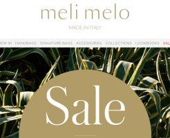 メリメロ meli meloの新作商品、入手困難なアイテム、日本未上陸品、激安品、限定品、お値打ち品、バーゲンセール品、個人輸入、海外通販、代行サービスをイギリスから EG代行