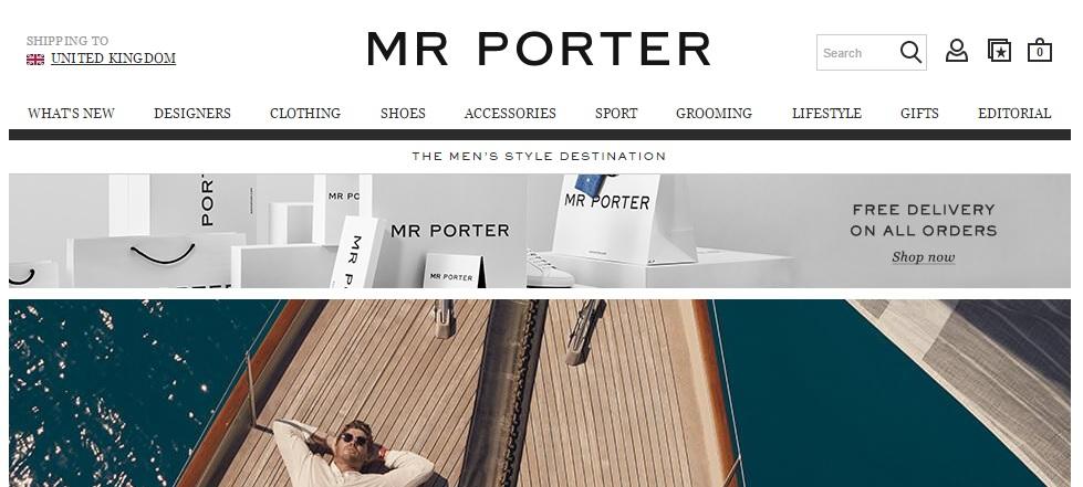 ミスターポーター MR PORTERの新作商品、入手困難なアイテム、日本未上陸品、激安品、限定品、お値打ち品、バーゲンセール品、個人輸入、海外通販、代行サービスをイギリスから EG代行