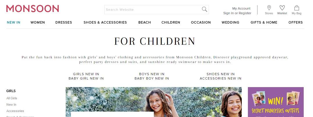 モンスーンチルドレン MONSOON CHILDRENの新作商品、入手困難なアイテム、日本未上陸品、激安品、限定品、お値打ち品、バーゲンセール品、個人輸入、海外通販、代行サービスをイギリスから EG代行