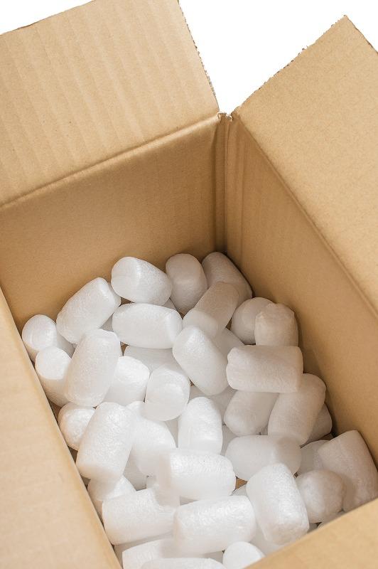 こだわりの梱包 ガラスのジャーをInstapak インスタパックで梱包 19