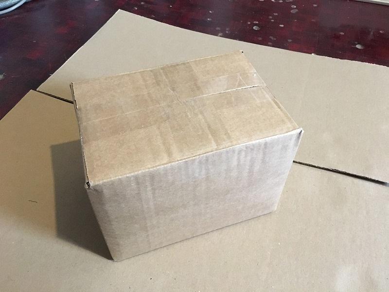 こだわりの梱包 ガラスのジャーをInstapak インスタパックで梱包 15