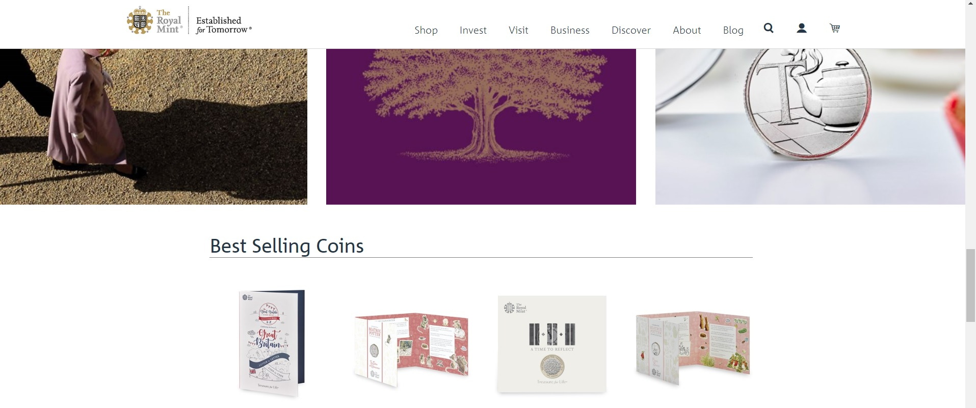 The Royal Mint ロイヤルミント 王立造幣局の記念硬貨、コイン、切手(スタンプ)の個人輸入は個人輸入代行、転送サービスは、ご利用のお客様から、安心でおすすめと、口コミで評判を頂いておりますEG代行にご相談ください。